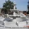 广场喷水池石材雕刻配套