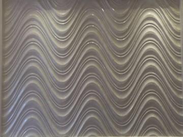 流线型电视背景墙浮雕加工 立体效果超强