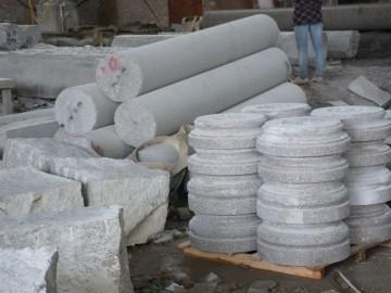 南安石井圆柱厂家供应实心圆柱全套产品