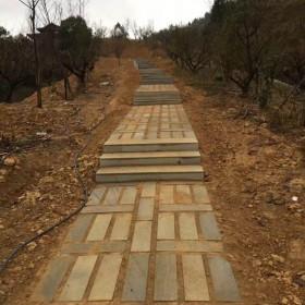 达州青石 青石 台阶石 环境石材