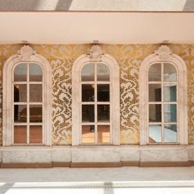 大理石家装 大理石装饰 窗套