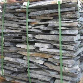 不规则板岩碎板 江西瓦板