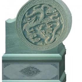 青石雕刻产品供应 龙凤图腾