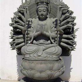 惠安石材雕刻 千手观音座