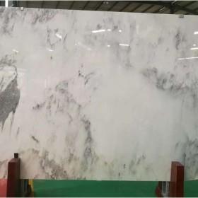 电视背景墙装饰 山水画石材大理石