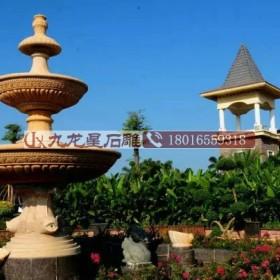 石雕汉白玉石雕花园林雕塑工艺品摆件石头花钵