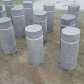 花岗岩挡车柱 挡车石