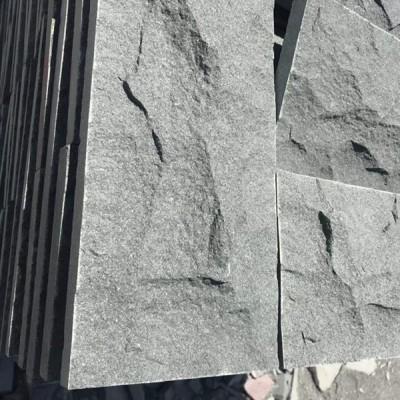 万源青石自然面蘑菇石