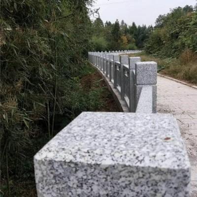 芝麻灰栏杆 护栏 桥栏杆