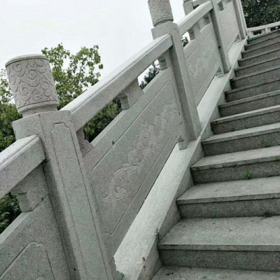 舞钢花岗岩桥栏护栏石材