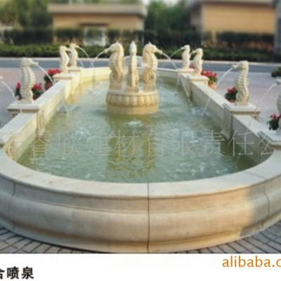 陕西西安喷泉雕塑厂承接喷泉水景 跌水喷泉 动物喷泉广场喷泉