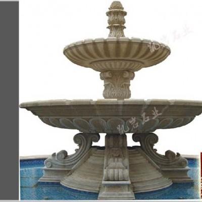 福建石雕-专业供应喷泉石雕厂家-凯岩石业