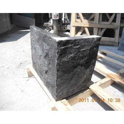 老矿654自然面墙石转角一体非拼接