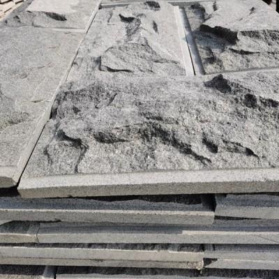 老矿芝麻黑G654蘑菇石