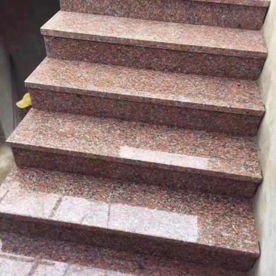 岑溪红楼梯家装磨光 室内