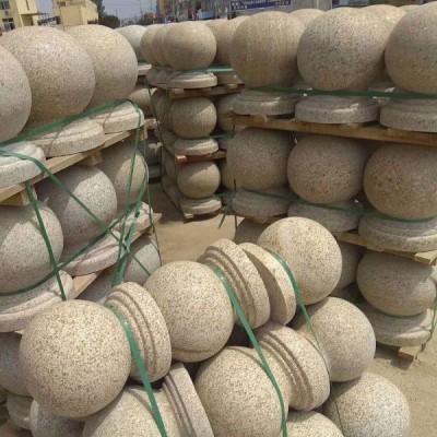 异型圆球(挡车球、车止石)、路标、圆柱、