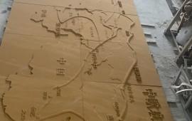 砂岩石材CNC雕刻图案
