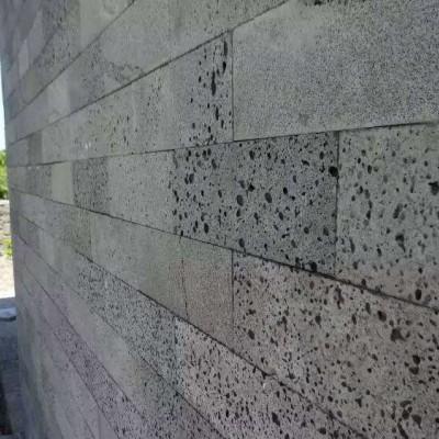 海南火山岩墙面 大孔+微孔