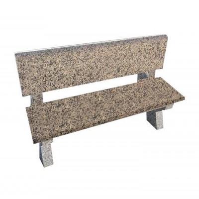 江西新卡麦石椅 石凳 长椅子带靠背