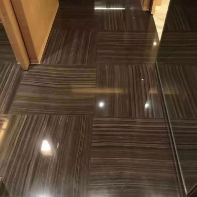奥巴马木纹石铺地板