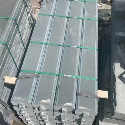 青石护栏压顶 栏杆压顶 仿形加工