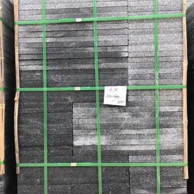 大量广西芝麻黑常规规格板现货