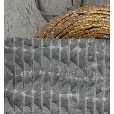 青石机切面流水石